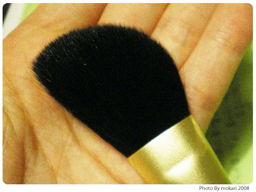20080918-2 広島の職人技化粧筆(メイクブラシ)「熊野筆」が気になる。