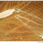 Lattice(ラティス)のネックレス。