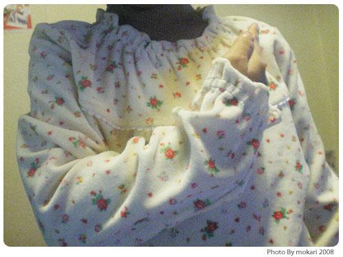 20081006-2 娘がこの秋冬気に入っていたミキハウスのトップス