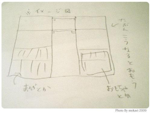 20090811-1 第1回「カラーボックスで手作りDIYに挑戦」わたしが買ったもの