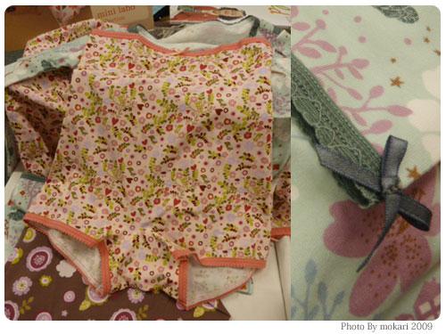 20091023-3 かわいすぎます。ミニラボ。超かわいい「ババシャツ」ここにあり。