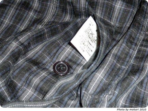 20100412-46 無印良品、先染めトランクス(紳士)。