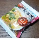 【感想】ファンケル発芽米ローカロぞうすい・鯛と三つ葉の玉子ぞうすい