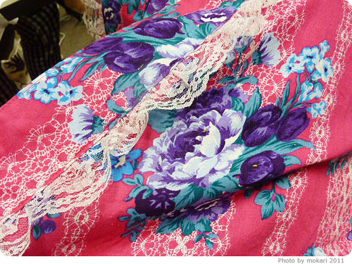 20110705-2 もっといろんな柄があればいいのに。ワンピースにもなる浴衣風ドレス