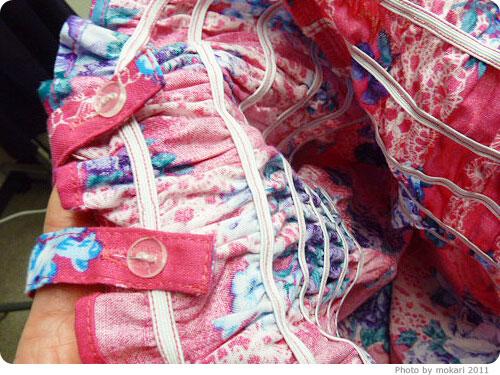 20110705-3 もっといろんな柄があればいいのに。ワンピースにもなる浴衣風ドレス