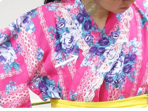 20110705-6 もっといろんな柄があればいいのに。ワンピースにもなる浴衣風ドレス