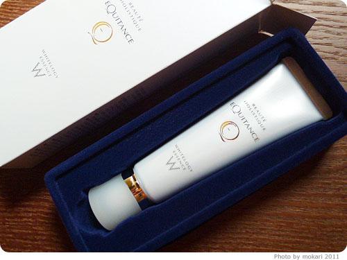 20110810-8 サンスターの美白有効成分「リノレックS」と「エクイタンスホワイトロジーエッセンス」