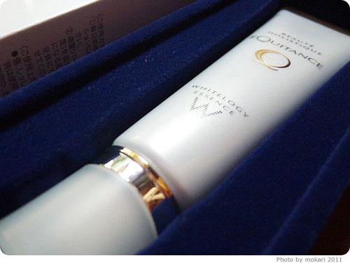 20110810-9 サンスターの美白有効成分「リノレックS」と「エクイタンスホワイトロジーエッセンス」
