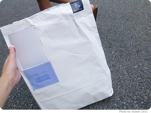 20110818-1 はじめてのロぺピクニック。夏のセールで通販サイトを利用したよ