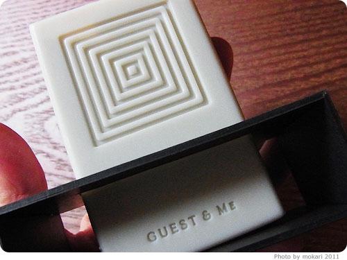 20111125-6 GUEST&MEのお洒落なフレグランスバーの感想と糸井さん発見の話
