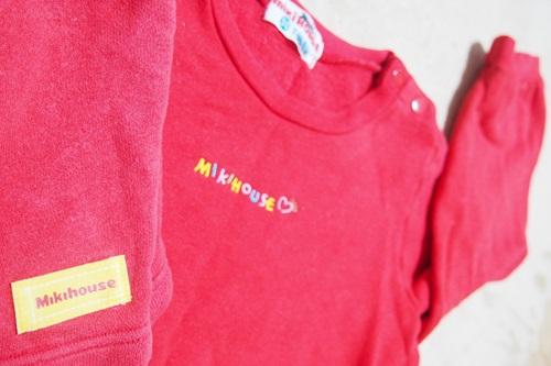 P1062969 ミキハウスの服