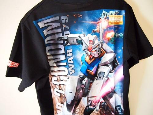 P3234340 ガンプラパッケージをTシャツにするガンプリ、どうですか