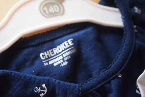 P4032023 西松屋で売っているCHEROKEEの子供服かわいいよ