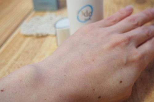 P4115854 アルマードの日焼け止め「オーディ UVミルク」SPF50+/PA++++