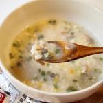 食べた感想:京風豆乳鍋ぞうすい(ご当地ぞうすい)