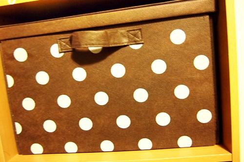 P5072686 カラーボックスに扉付きのボックスを採用