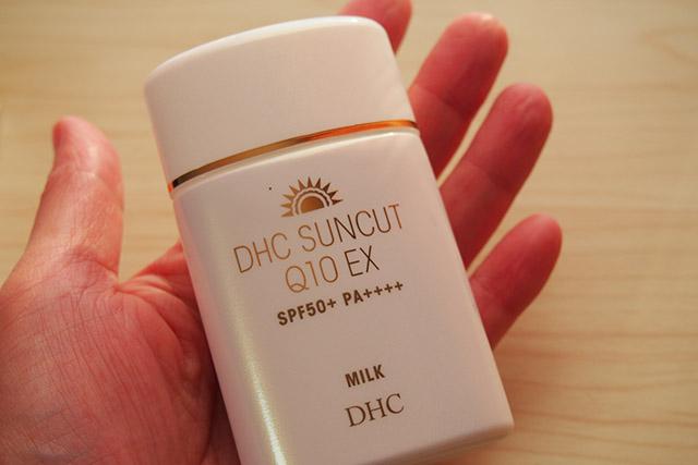 DHCサンカットQ10 EX ミルク