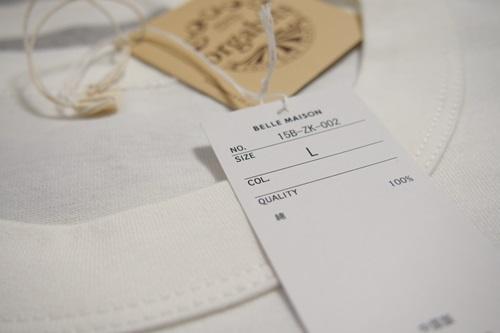 P6056162 クルーネック半袖Tシャツ
