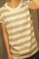 P6056166 クルーネック半袖Tシャツ