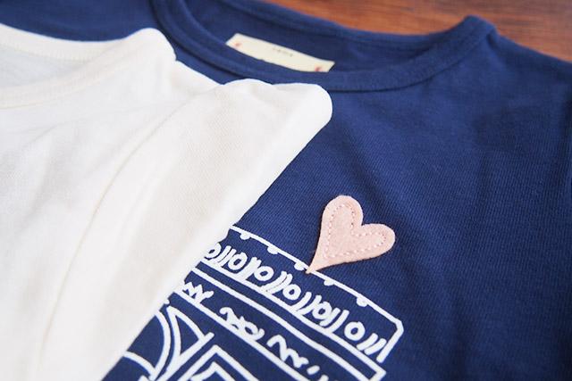 GITAのTシャツ名札