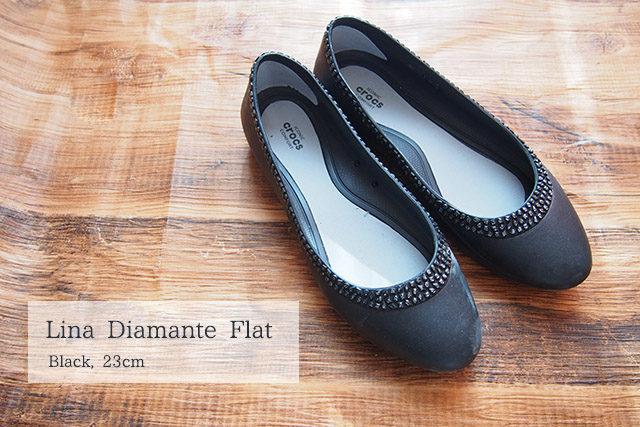 Lina Diamante Flat
