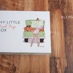 My Little Boxの2015年7月ボックスの中身と感想.旅へ!