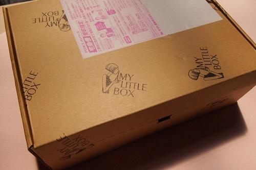 P8202014 My Little Boxの2014年8月ボックスをお試し