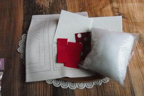 其の一 基本の縫い方 材料