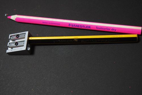 STAEDTLER® テキストサーファードライ 蛍光色鉛筆