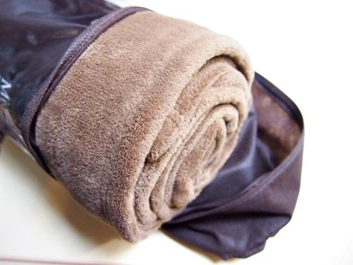 PB229697 朝ベッドから出られなく毛布を買って夫が使った感想