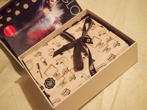 PC261422 グロッシーボックス2012年12月BOXが届きました