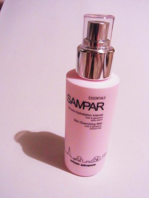 R1155589 SAMPER(サンパー)のミスト使ったよ。それはまるで花畑にいる気分