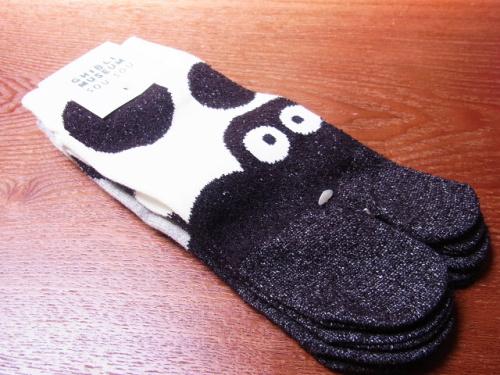 R1157227 ジブリ美術館でSOUSOUとジブリがコラボした足袋下を買ってきた