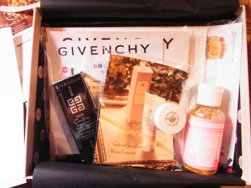 R1157283 グロッシーボックス2012年8月BOXが届きました