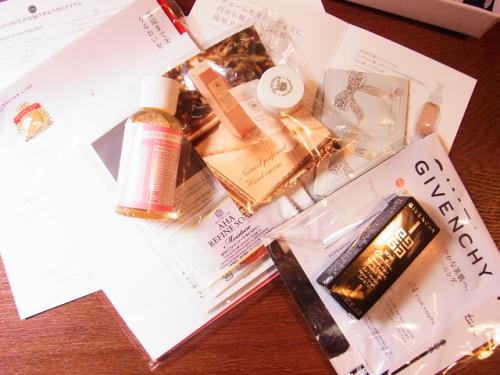 R1157285 グロッシーボックス2012年8月BOXが届きました