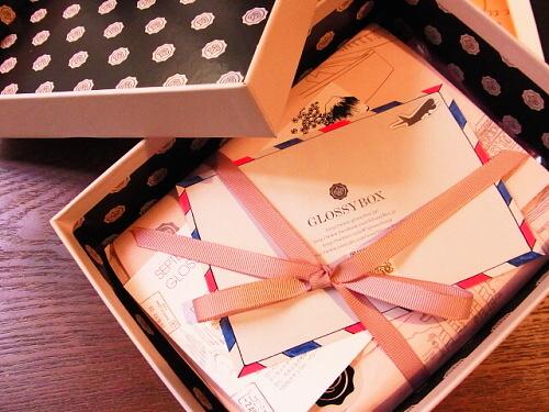 R1157594 グロッシーボックス2012年9月BOXが届きました