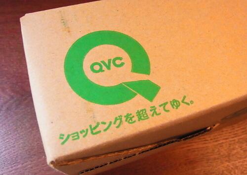 R1157806 QVCではじめて買い物をした