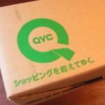 QVCではじめて買い物をした
