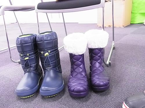 R1158660 クロックス2012年秋冬ブーツはかわいすぎですね!