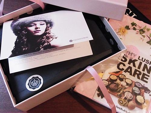 R1159308 グロッシーボックス2012年11月BOXが届きました