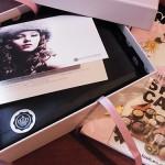 グロッシーボックス2012年11月BOXが届きました
