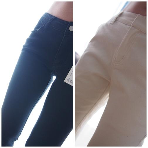 page-pants ラズレナで買ったパンツ